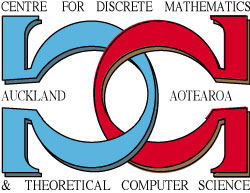 Logo des Centre for Discrete Mathematics and Theoretical Computer Science