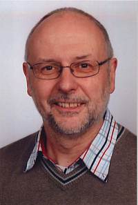 Passport picture of Prof. Dr. Molitor