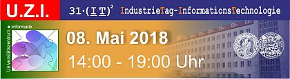 31. Industrie-Tag Informations-Technologie am 8. Mai 2018