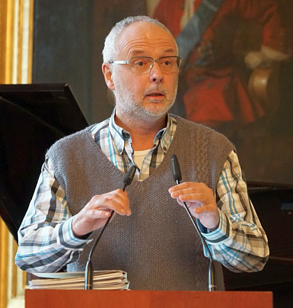 Picture of Prof. Dr. Molitor ((c) Dr. Rolf Sommer)